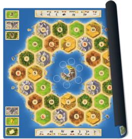 999 Games 999 Games Catan Playmat Atoll