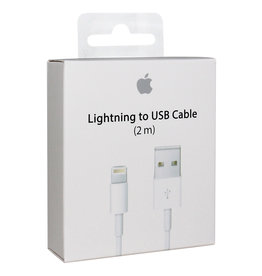 Apple Apple Lightning To Usb Cable  2Mt  MD819