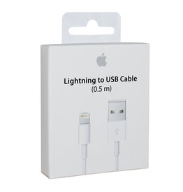 Apple Apple Lightning To USB Cable  0.5Mt  ME291