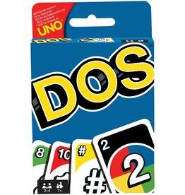 Mattel Games Mattel Dos - kaartspel