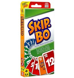 Mattel Games Mattel Skip-Bo kaartspel