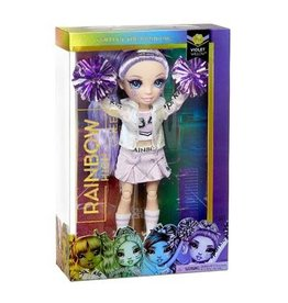 Rainbow High Rainbow High Cheer Doll Violet Willow Purple