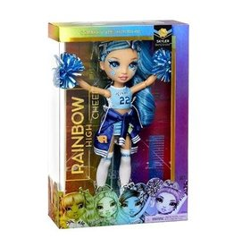 Rainbow High Rainbow High Cheer Doll Skylar Bradshaw Blue