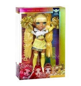 Rainbow High Rainbow High Cheer Doll Sunny Madison Yellow