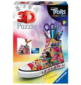 Trolls Trolls 2 Worldtour Sneaker 3D Puzzle 108   stukjes
