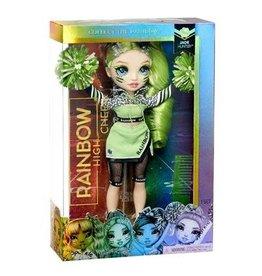 Rainbow High Rainbow High Cheer Doll Jade Hunter Green
