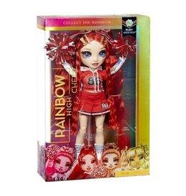 Rainbow High Rainbow High Cheer Doll Ruby Anderson  Red