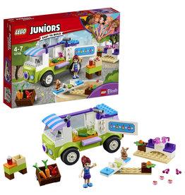 LEGO Lego Juniors 10749 Mia's Biologische Voedselmarkt