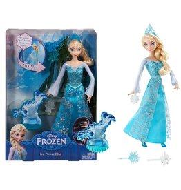 Mattel Elsa Toverijs - Ice Power Elsa