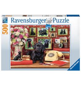 Ravensburger Ravensburger puzzel 165919 Mijn trouwe vrienden 500 stukjes