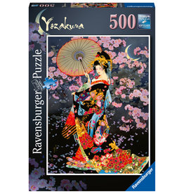 Ravensburger Ravensburger puzzel 167739 Yozakura 500 stukjes