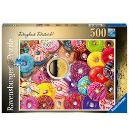 Ravensburger Ravensburger Puzzel 167746 Doughnut Disturb!  500 stukjes