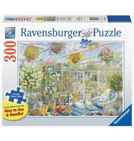Ravensburger Ravensburger Puzzel 167869 Bloeiende Tuinkas  300stukjes XXL