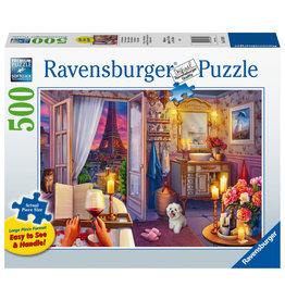 Ravensburger Ravensburger Puzzel 167890  Knusse Badkamer 500 stukjes XXL