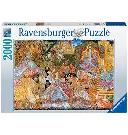 Ravensburger Ravensburger Puzzel 165681 Disney  Assepoester  (Cinderella) 2000 stukjes
