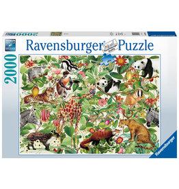 Ravensburger Ravensburger Puzzel 168248 Jungle  2000 stukjes