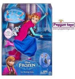 Mattel Frozen  Schaatsende Anna  - Skating Anna