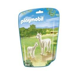 Playmobil Playmobil City Life 6647 Alpaca met Baby