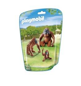 Playmobil Playmobil 6648 Orang-Oetangs met Kind
