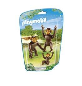 Playmobil Playmobil 6650 Chimpansees met Baby