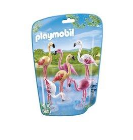 Playmobil Playmobil 6651 Groep Flamingo's