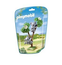Playmobil Playmobil 6654 Koala's met Baby