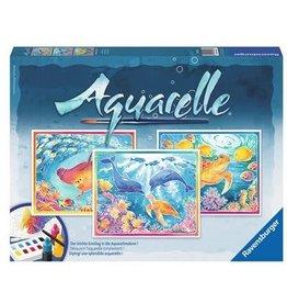 Ravensburger Aquarelle 29478 Onderwaterwereld