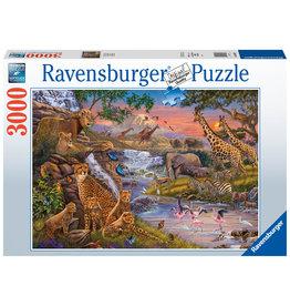 Ravensburger Ravensburger Puzzel  164653 Dierenrijk  3000 stukjes
