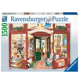 Ravensburger Ravensburger Puzzel 168217 Wordsmith's Bookshop 1500 stukjes