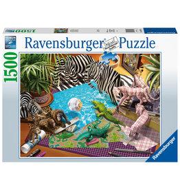Ravensburger Ravensburger Puzzel 168224 Origami Adventure 1500 stukjes