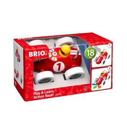 Brio Brio 30234 Speel en Leer Action Racer