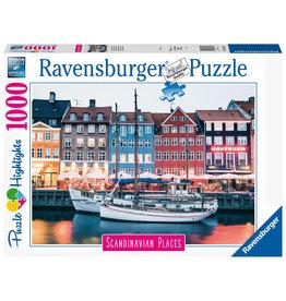 Ravensburger Ravensburger Puzzel 167395 Kopenhagen, Denemarken 1000 stukjes