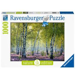 Ravensburger Ravensburger Puzzel Nature Edition 167531 Berkenbos 1000 stukjes