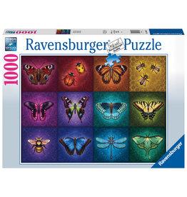 Ravensburger Ravensburger Puzzel 168187 Gevleugelde Dieren 1000 stukjes