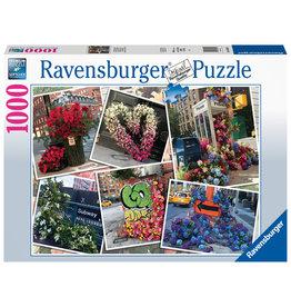 Ravensburger Ravensburger Puzzel 168194 New York City  Bloemenpracht 1000 stukjes