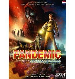 Z-Man Games Pandemic Extreem Gevaar (On the Brink) bordspel- uitbreiding