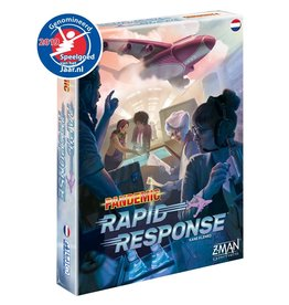 Z-Man Games Pandemic Rapid Response Bordspel
