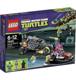LEGO Lego Ninja Turtles 79102 Stealth Shell In Pursuit