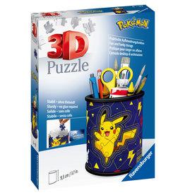 Ravensburger Ravensburger 3DPuzzel Pennenbak Pokémon 54 stukjes