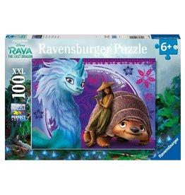 Ravensburger Ravensburger Puzzel  Raya and the last Dragon 100 stukjes XXL