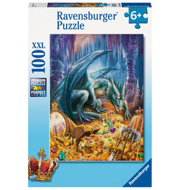 Ravensburger Ravensburger Puzzel 129409  Het hol van de Draak 100 stukjes XXL