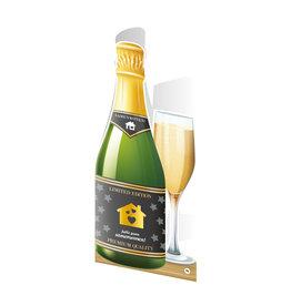 Paper Dreams Champagne Kaart - Samenwonen