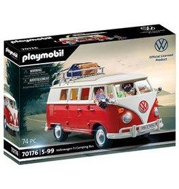 Playmobil Playmobil  City Action 70176  VW T1Camping Bus