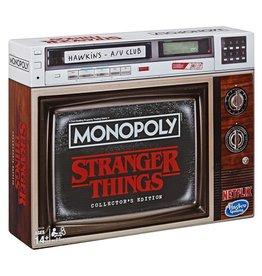 hasbro Hasbro Monopoly Stranger Things Collector's Item, bordspel