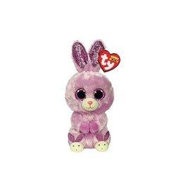 Ty Ty Beanie Boo's Fuzzy Paars Paaskonijn 15cm