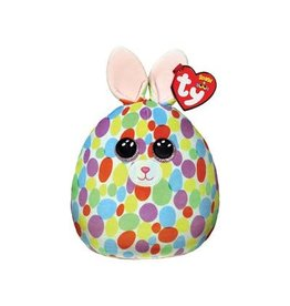 Ty Ty Squish a Boo Bloomy Paaskonijn ( Easter Bunny) 20cm