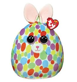 Ty Ty Squish a Boo Bloomy Paaskonijn ( Easter Bunny) 31cm