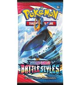 The Pokemon Company Pokémon TCG Sword & Shield Battle Styles BO
