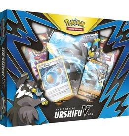 The Pokemon Company Pokémon TCG March Battle Style V Box  Rapid Strike Urshifu