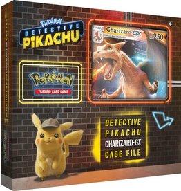 The Pokemon Company Pokémon TCG Detective Pikachu GX Box Charizard